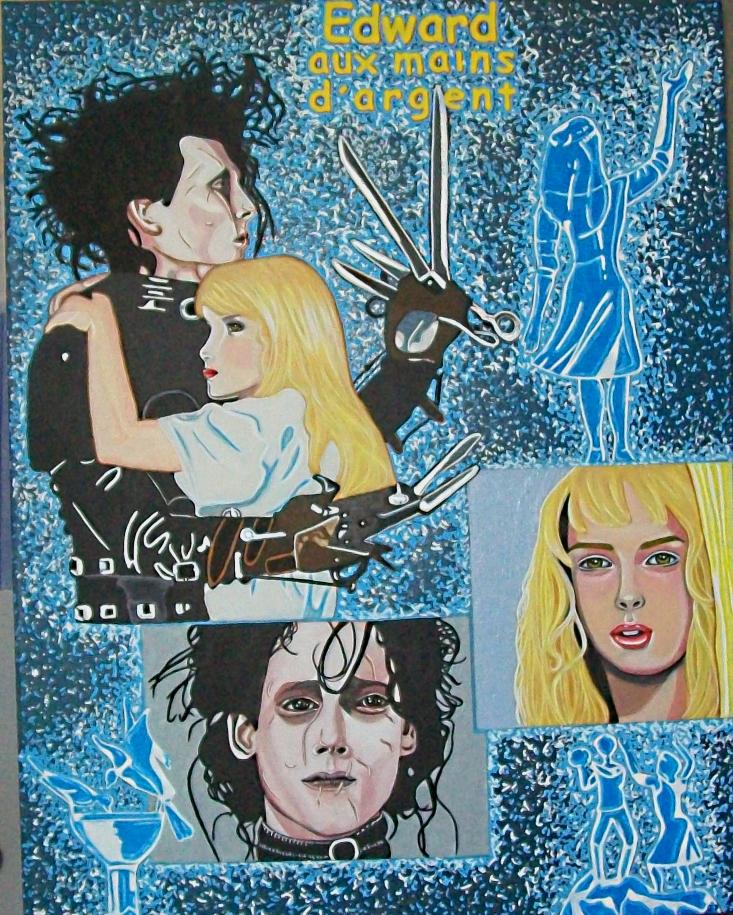 Winona Ryder, Johnny Depp by sellia